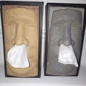 Other - kleenex box tissue cover